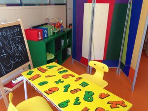 8 Terapia Ocupacional Granada Instalaciones Volar sin Alas